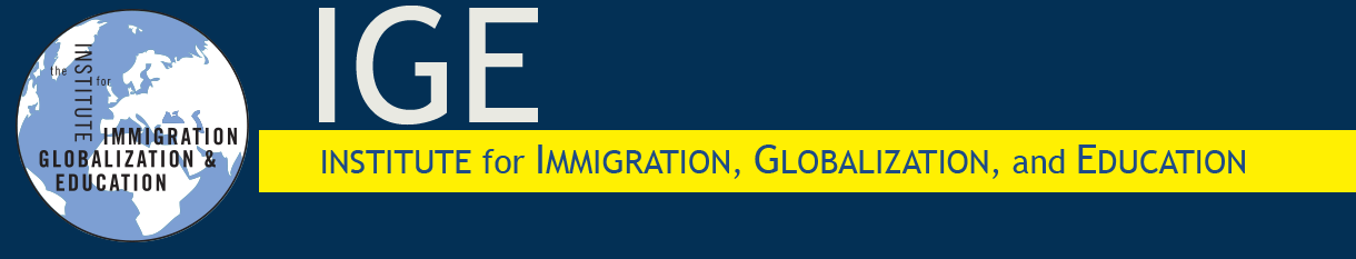 Institute for Immigration, Globalization, and Education
